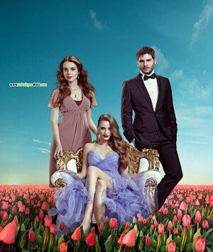 Пора тюльпанов на русском языке