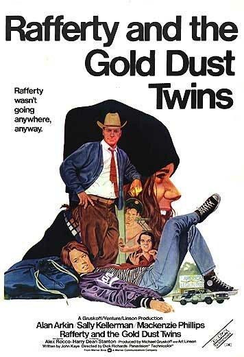 Рафферти и близнецы золотой пыли (1975)