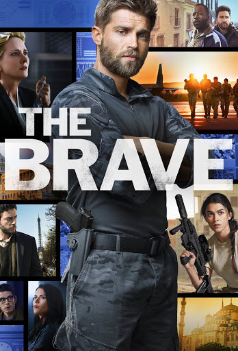 Отважные / The Brave (2017)