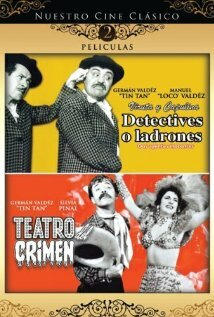 Преступление в театре (1957)