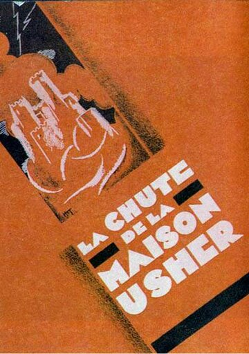 Падение дома Ашеров (1928) полный фильм онлайн