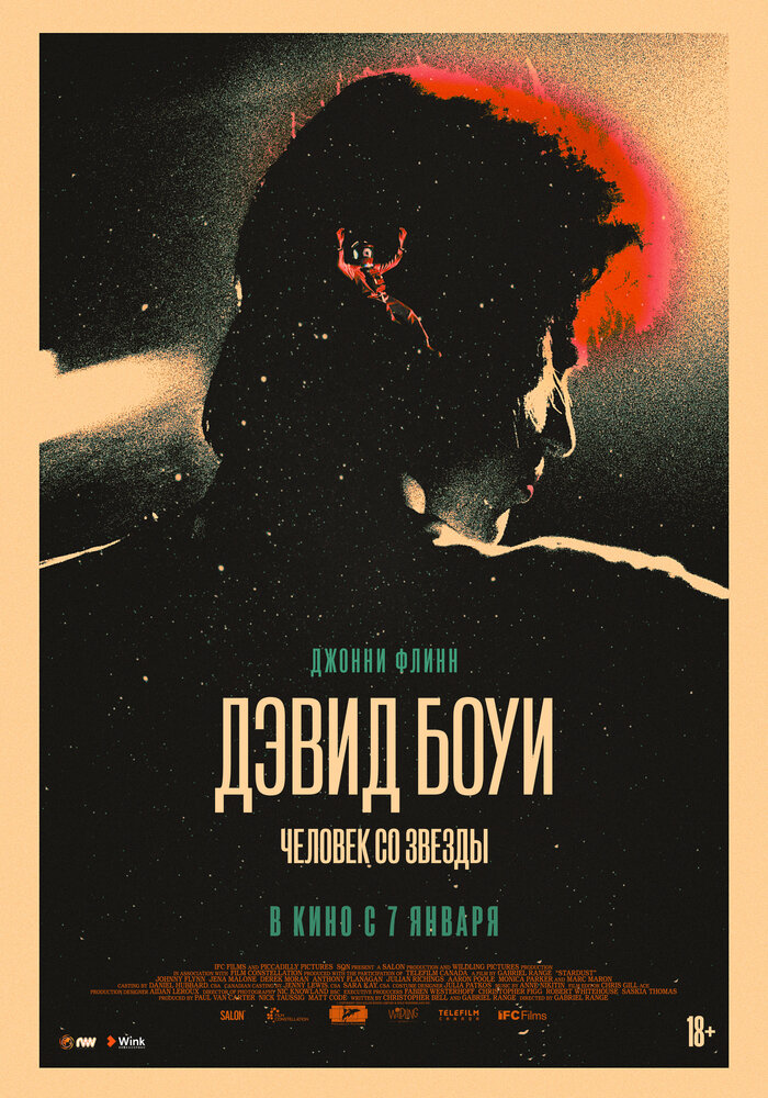 Дэвид Боуи: История человека со звезд / Stardust /  (2020)