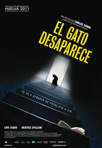Кот исчезает