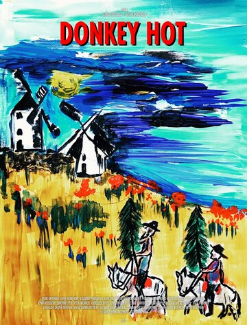 Donkey hot