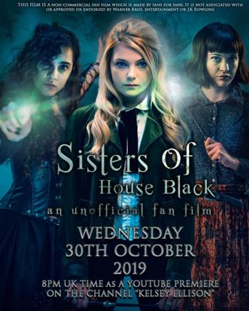 Сестры дома Блэк — Поттероманский фильм 2019 | МоеКино
