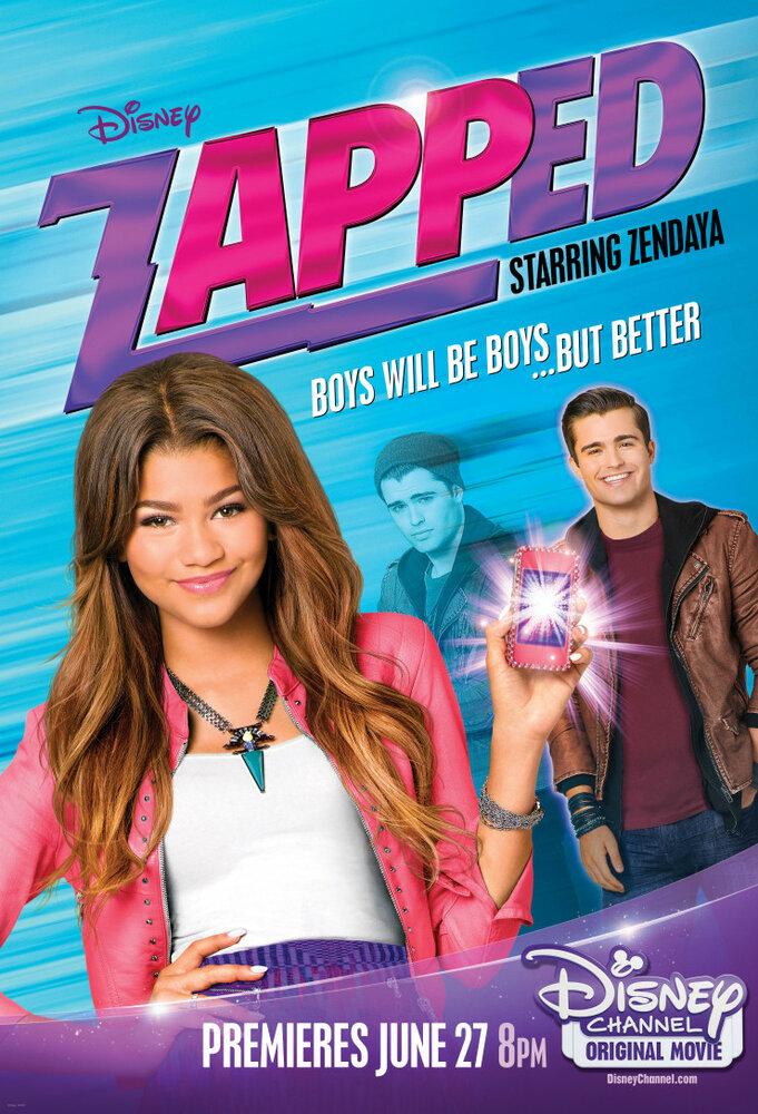 Zapped. Волшебное приложение (ТВ) (2014)