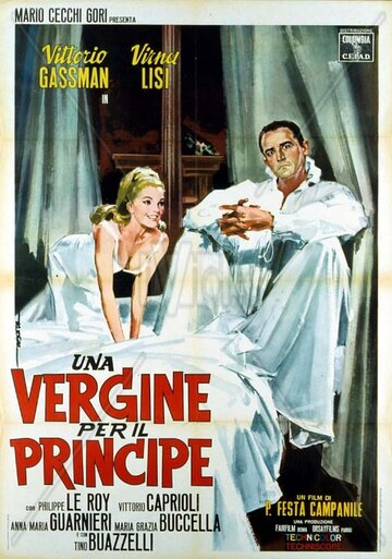 Девственница для принца / Una vergine per il principe (1966/TVRip) .