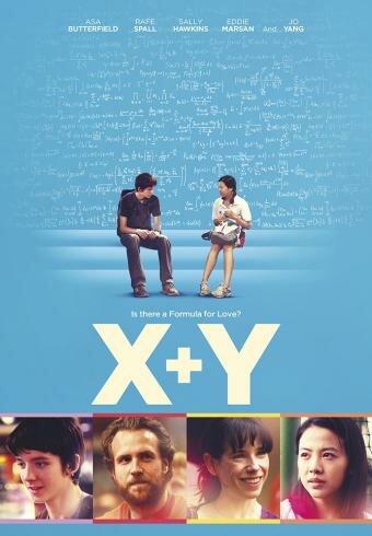 X+Y / A Brilliant Young Mind
