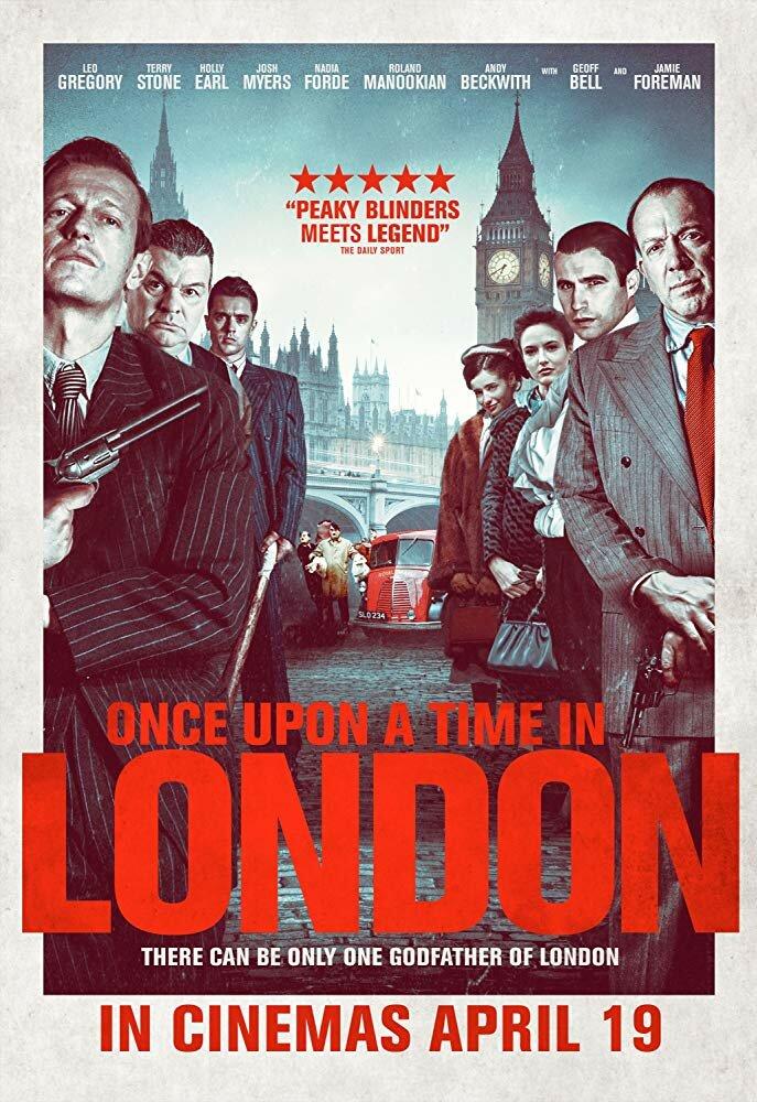 Однажды в Лондоне