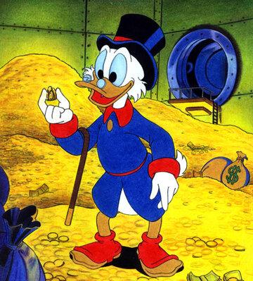 Скрудж МакДак и деньги (Scrooge McDuck and Money)