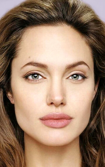 Голая Анджелина Джоли Аниме