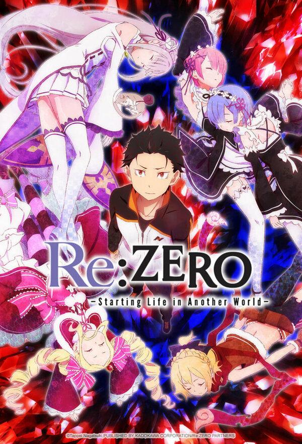 Re: Zero — жизнь с нуля в другом мире