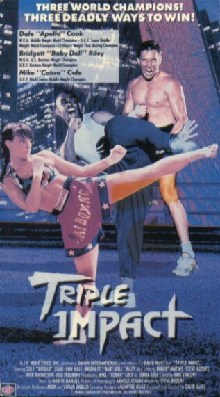 Тройной удар (1992)