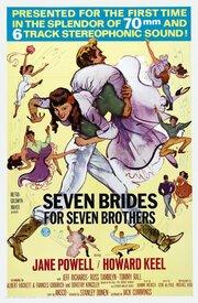 Семь невест для семи братьев (1954)