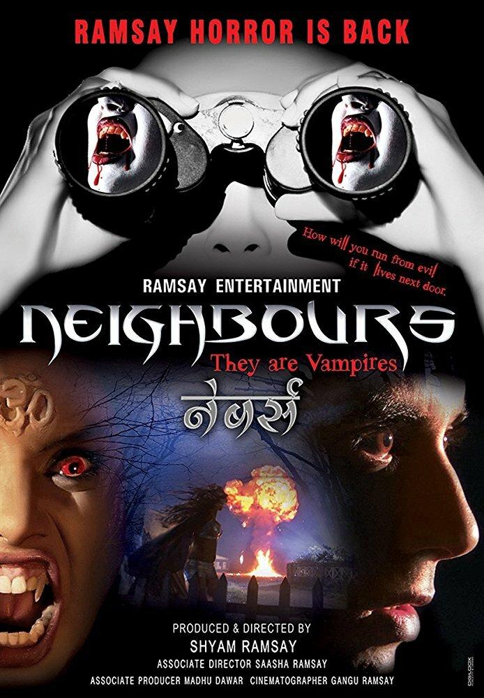 Посте Мои соседи - вампиры смотреть онлайн