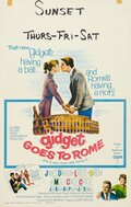 Легкомысленные отправляются в Рим (1963)
