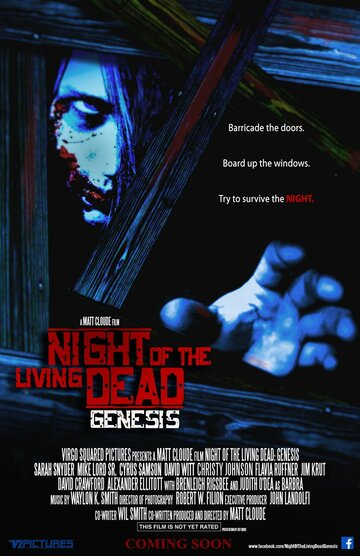 Night of the Living Dead: Genesis (2017)