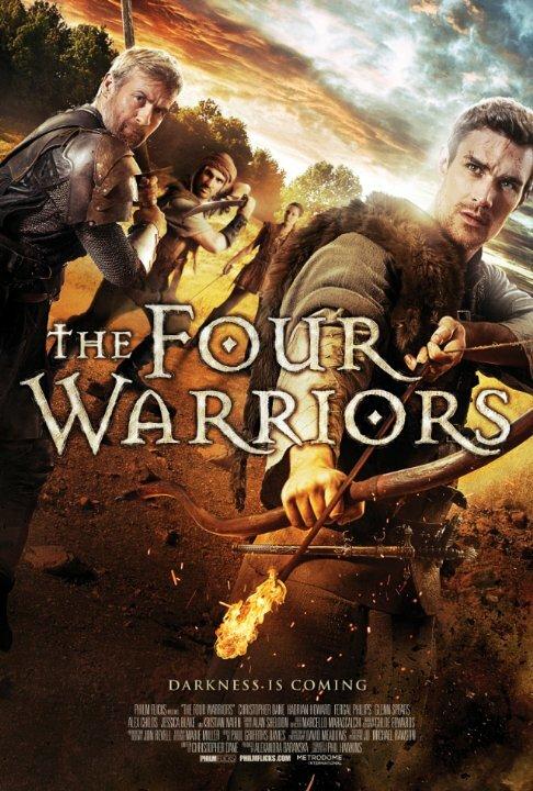 четыре воина скачать торрент