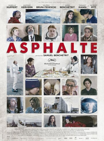 Асфальт / Asphalte (2015)