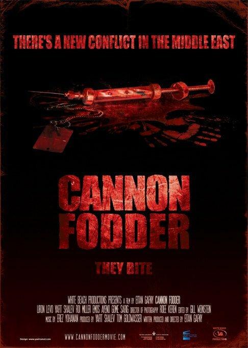 Постер фильма Пушечное мясо смотреть онлайн