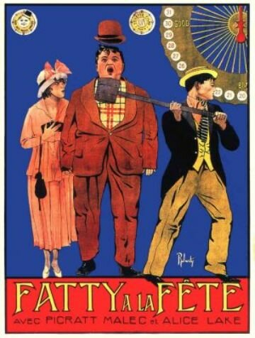 Кони-Айленд (1917) полный фильм онлайн