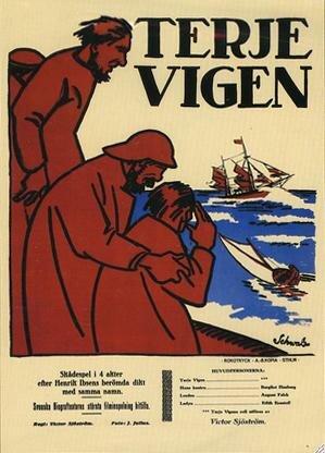 Терье Виген (1917) полный фильм онлайн