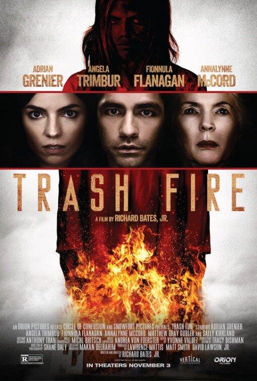 Отзывы к фильму — Пожар на помойке (2016)