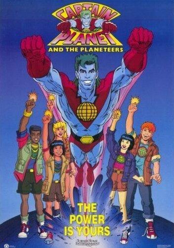 Команда спасателей Капитана Планеты / Captain Planet and the Planeteers (1990)