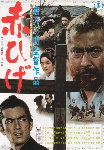 Красная борода (1965) полный фильм онлайн