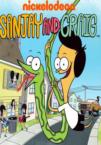 Санджей и крейг 1,2,3 сезон смотреть мультфильм онлайн.