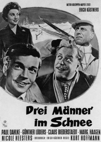 Трое на снегу (1955)