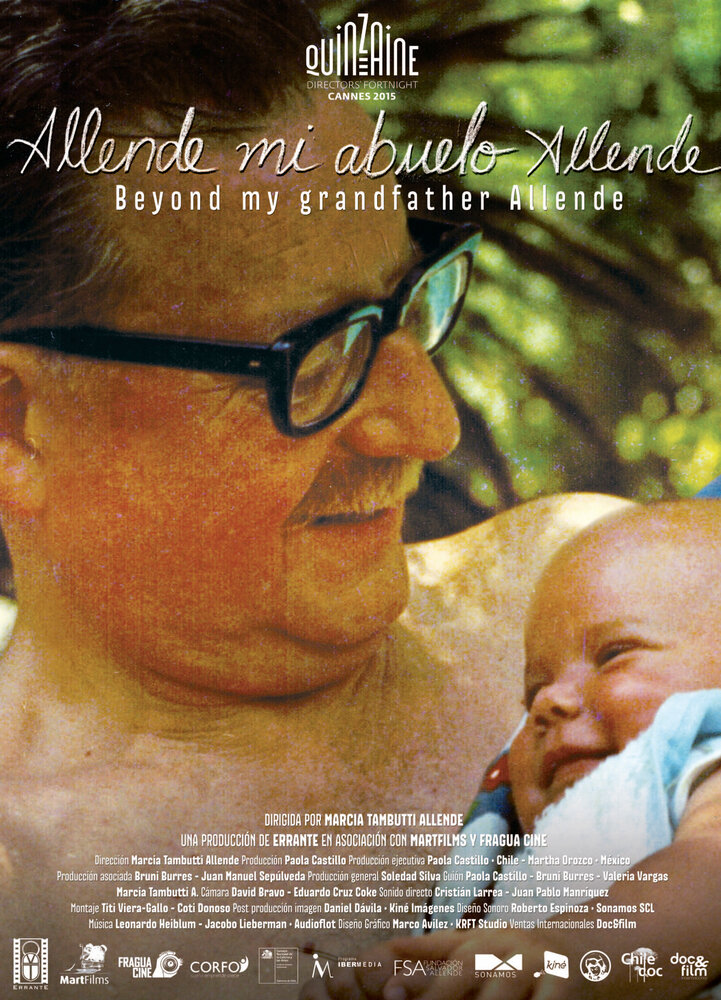 Фильмы Альенде, мой дедушка Альенде смотреть онлайн