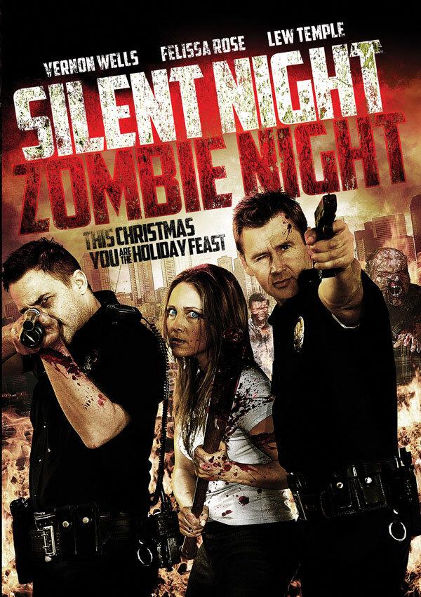 фильм Ночь тишины, ночь зомби