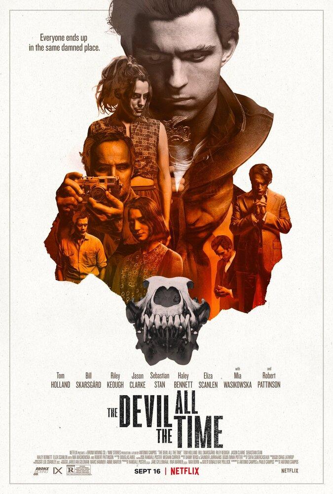 Дьявол всегда здесь (2020)