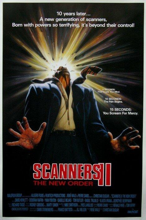 Сканнеры 2: Новый порядок