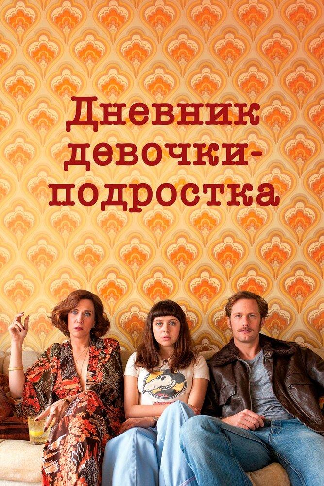 Дневник девочки-подростка / The Diary of a Teenage Girl (2015)