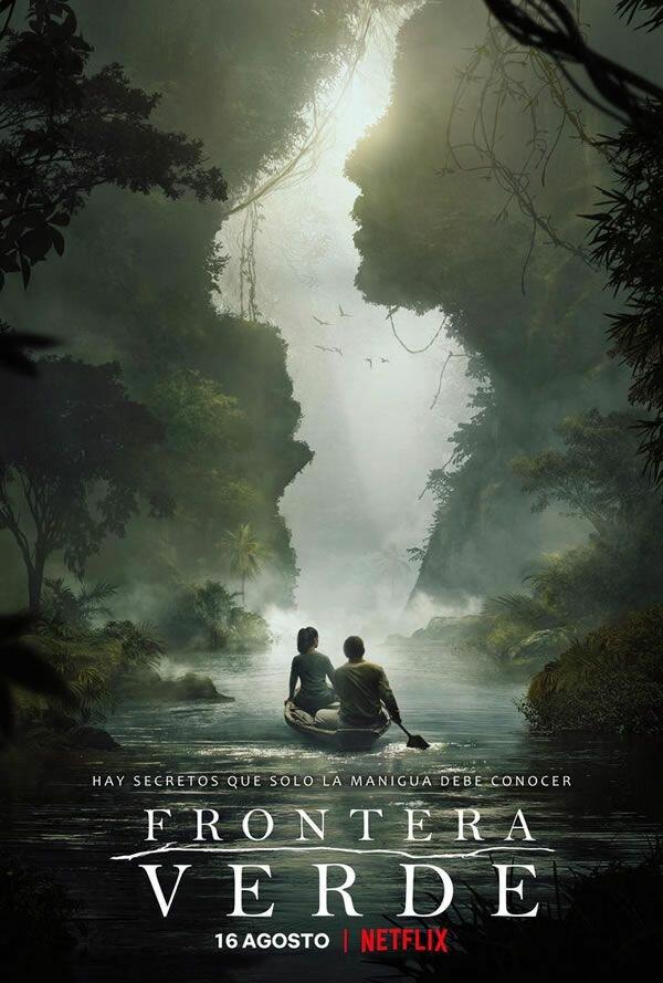 Зеленая граница (1 сезон)