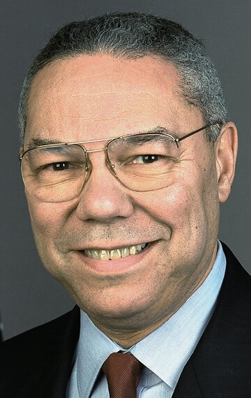 a biography of colin luther powell a retired four star general of united states army and an american Subscribe for more quotes wikipedia colin luther powell is an american statesman and a retired four-star general in the united states army wikipedia quotes compilation.