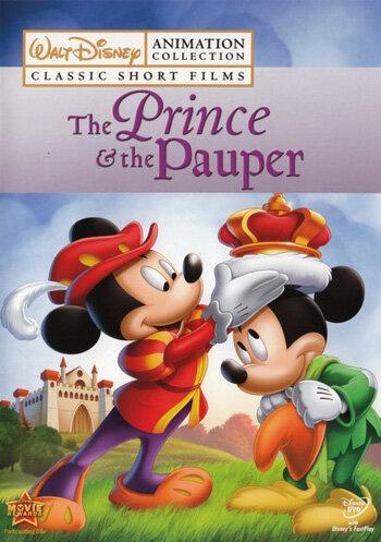 Принц и нищий (The Prince and the Pauper)