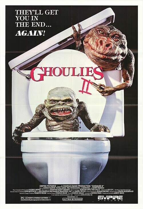 Гоблины 2 / Ghoulies 2 (1988) HDTVRip
