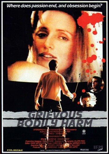 Тяжкие телесные повреждения (1988)