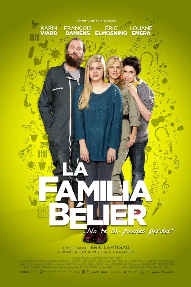 ბელიეს ოჯახი | La famille Bélier | Семейство Белье,[xfvalue_genre]