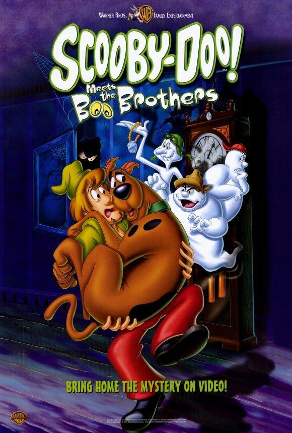 Скуби-Ду! встречает братьев Бу (1987)