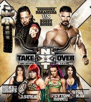 NXT Переворот: Сан-Антонио