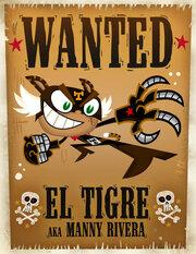 Эль Тигре: Приключения Мэнни Риверы (2007)