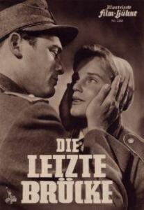 Последний мост (1954)