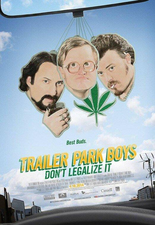 Фильмы Парни из Трейлерпарка: Не легализуйте это