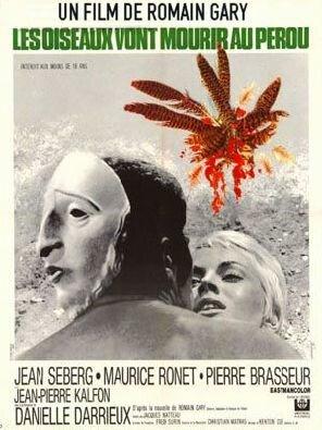 Птицы летят умирать в Перу (1968)