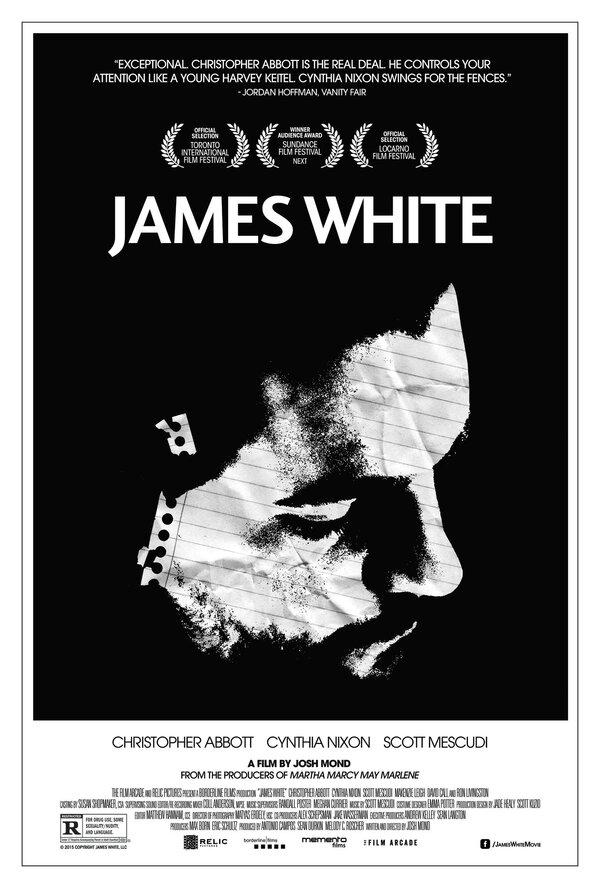 Отзывы к фильму – Джеймс Уайт (2015)