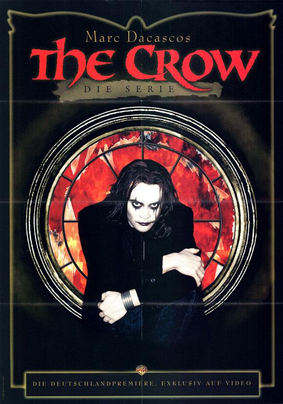 Фильм ворон (1994) bdrip скачать через торрент в хорошем качестве.